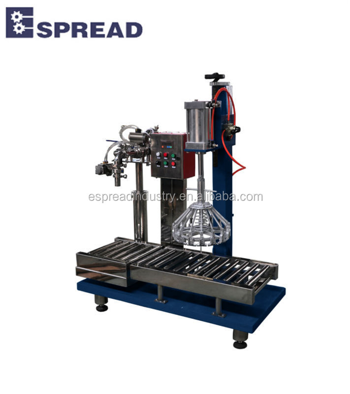 Water Based Paint Filling Machine