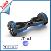 New Arrival 8 inch Bluetooth music factory supply two wheels mini standing smart kids drifting electric self balance scooter