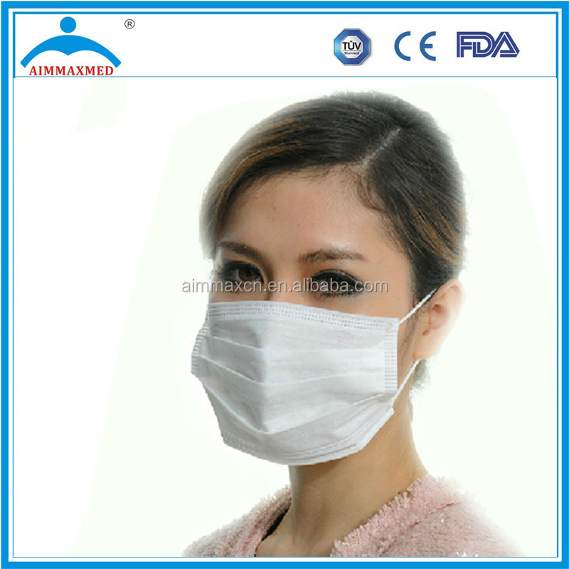 alibaba china 3 player disposable face mask dental products for 2017