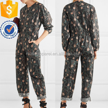 Floral Printed Jumpsuit Women Apparel Wholesaler China Alibaba