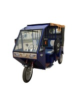 Nepal Differential transmission electric tricycle for passenger