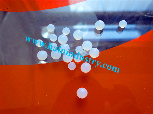 food grade 3mm 4mm 5mm rubber silicone ball