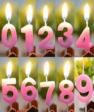 hot sale birthday number candle