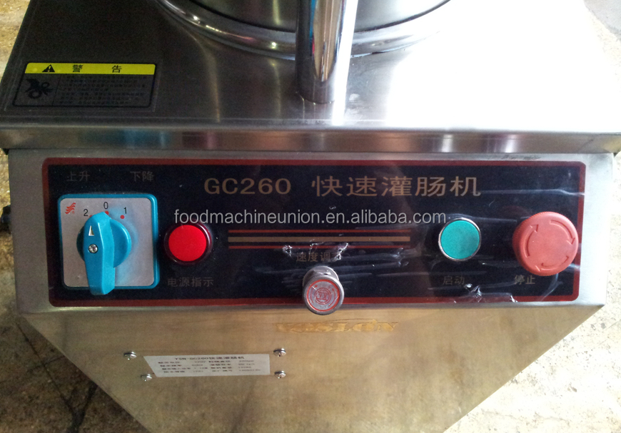 high quality full automatic yoslon sausage filler