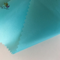 150D 100% Polyester PU Waterproof Coated Oxford Fabric Sunshade Fabric Blackout Function Fabric For Curtain