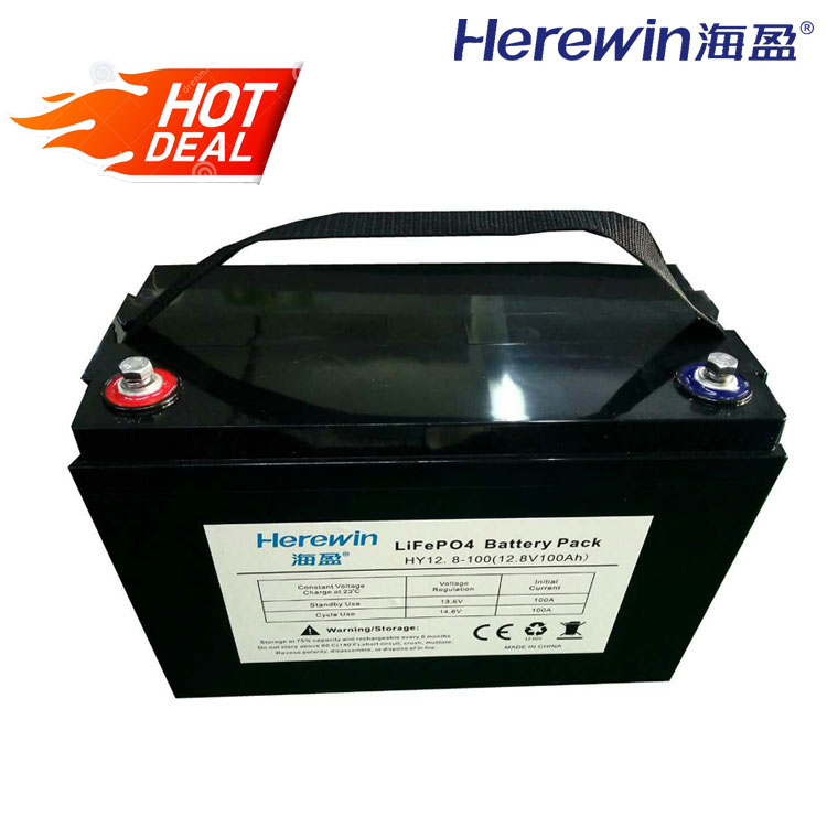 deep cycle 12v volt lithium battery 12v 100ah 12v 200ah li ion battery china factory supply
