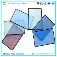 Glorious Future 5mm Curtain Wall Low-E Glass