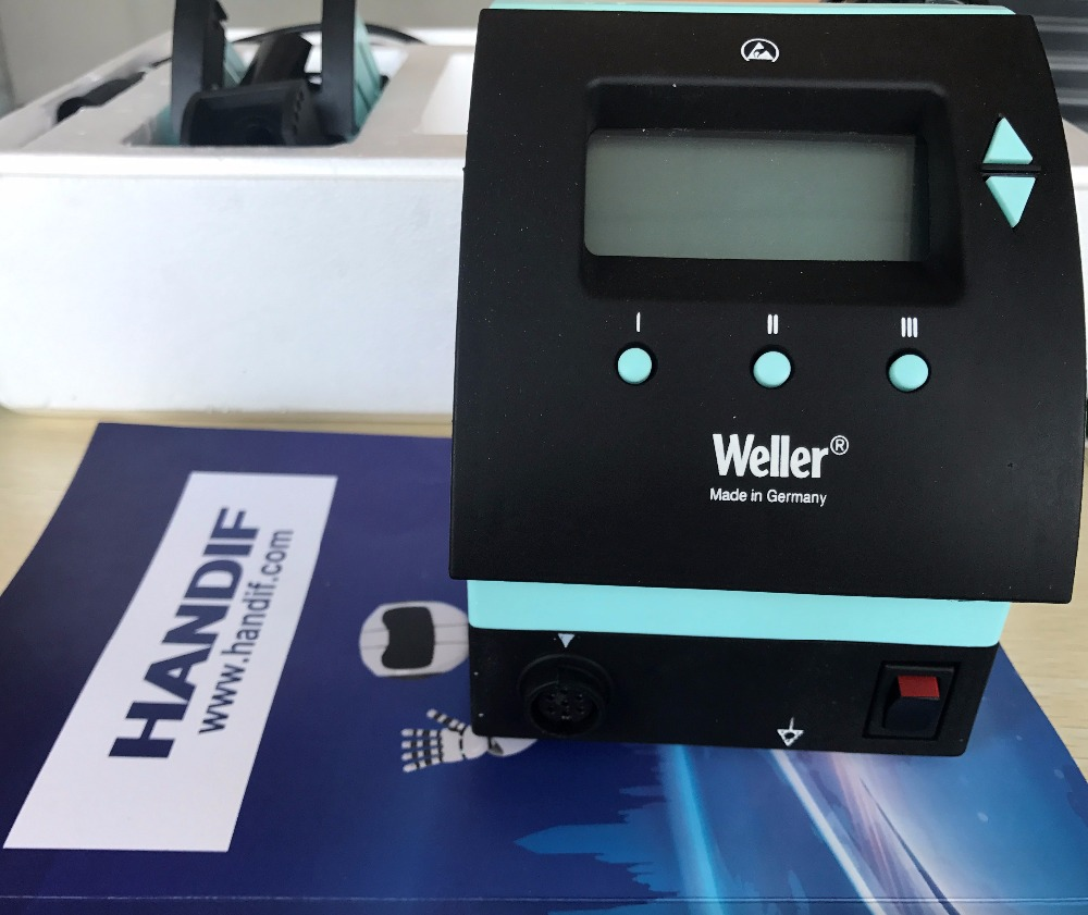 wholesale Weller WD1000 Digital display lead-free soldering station for Computer Repairs