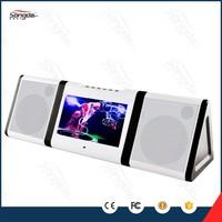 Touch screen Speaker Mics Battery Hard disk WiFi Bluetooth VOD All-in-one Karaoke Player