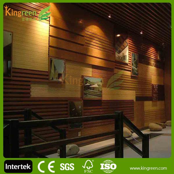 Wood plastic composite exterior wall cladding wall - Pvc exterior wall cladding panels ...