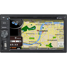 "Car dvd player for universal 6.2"" with Bluetooth.TV.AM.FM Android 4.4.4 system"