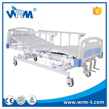 Manufacturer sell ABS headbed Three function electric hospital bed hospital bed parts