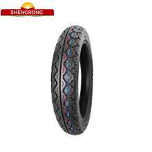 Made In China High Quality Professional Airless Motorcycle Tire