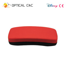 Fashion Metal Pu Glasses Case ,optical case