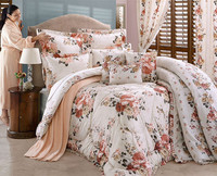 Chinese factory bedding set single bed duvet covers bed sheet 100% polyester