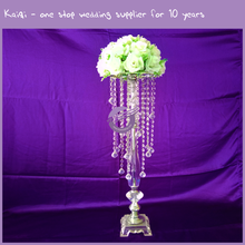 ZT02040 Wholesale Wedding table centerpiece acrylic flower stands