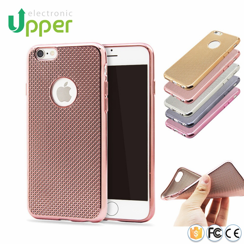 High quality cheap price luxury hybrid gold mobile phone cover tpu soft gel cases designs for iphone 5 5s 6 6s