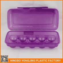 multifunctional storage box Plastic egg organization storage container tray