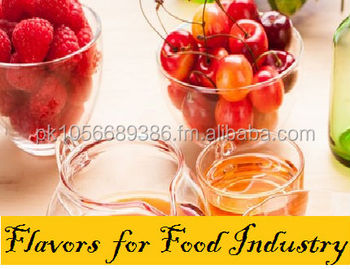 Flavors for food products