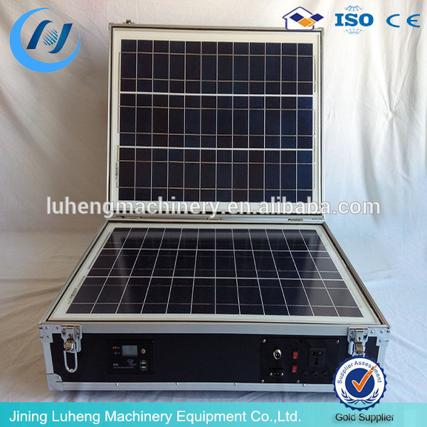 2000W solar power system for home use/good solar power generator/2015New portable solar power 2000W system