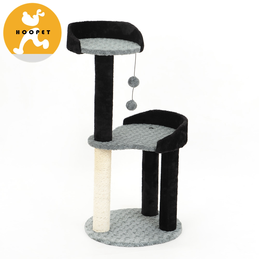 Cat Bed Scratching Post Cuddle Pet Bed Cat Trees Furniture