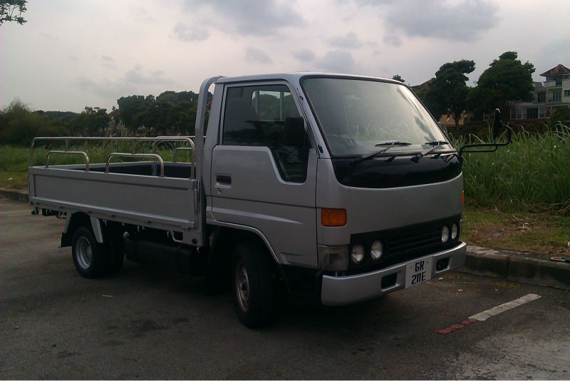 TOYOTA DYNA LY211 10ft CANOPY