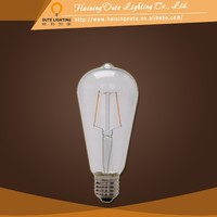 Low lumen output high power 2w led bulb lamp e27