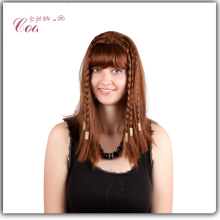 fashion spiky new hair styles box braid wig manufacturer