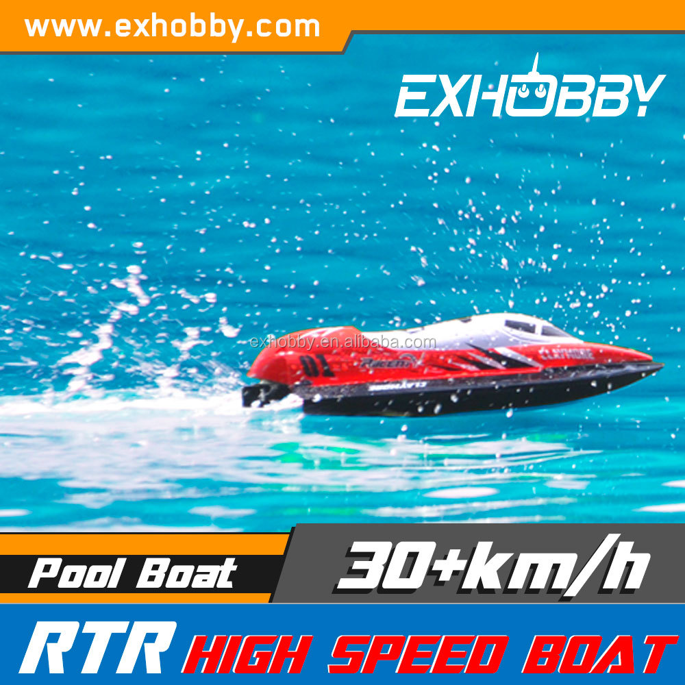 High speed remote control durable rc ships boats