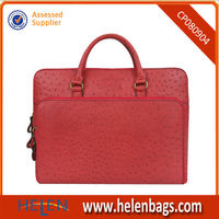 Good Qulity Cheap Price leather laptop bag