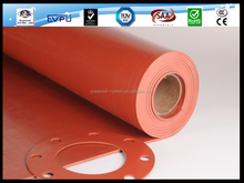 Popular in USA and Canada 3-8mpa Red SBR vulcanized Rubber Products