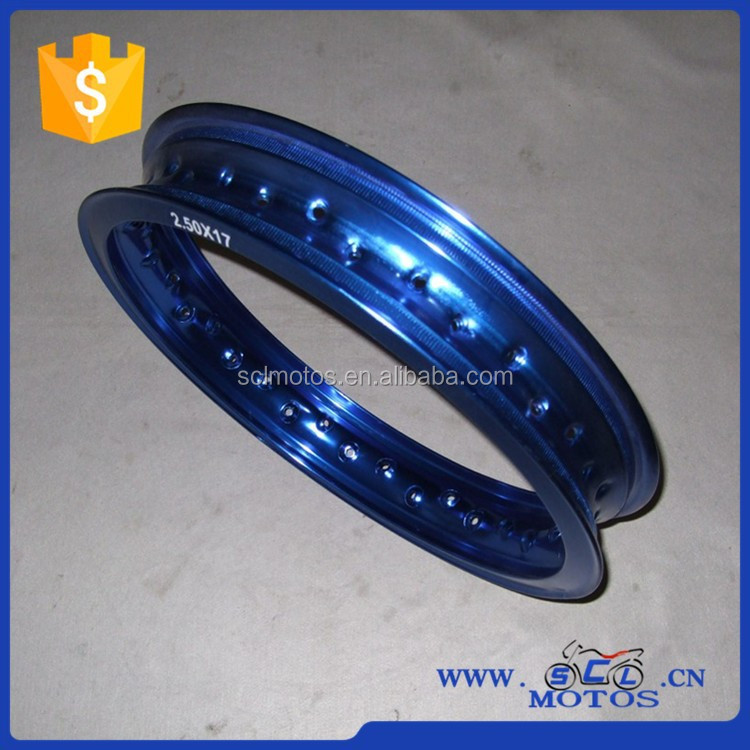 SCL-2012030614 H Model motorcycle aluminum rim scrap