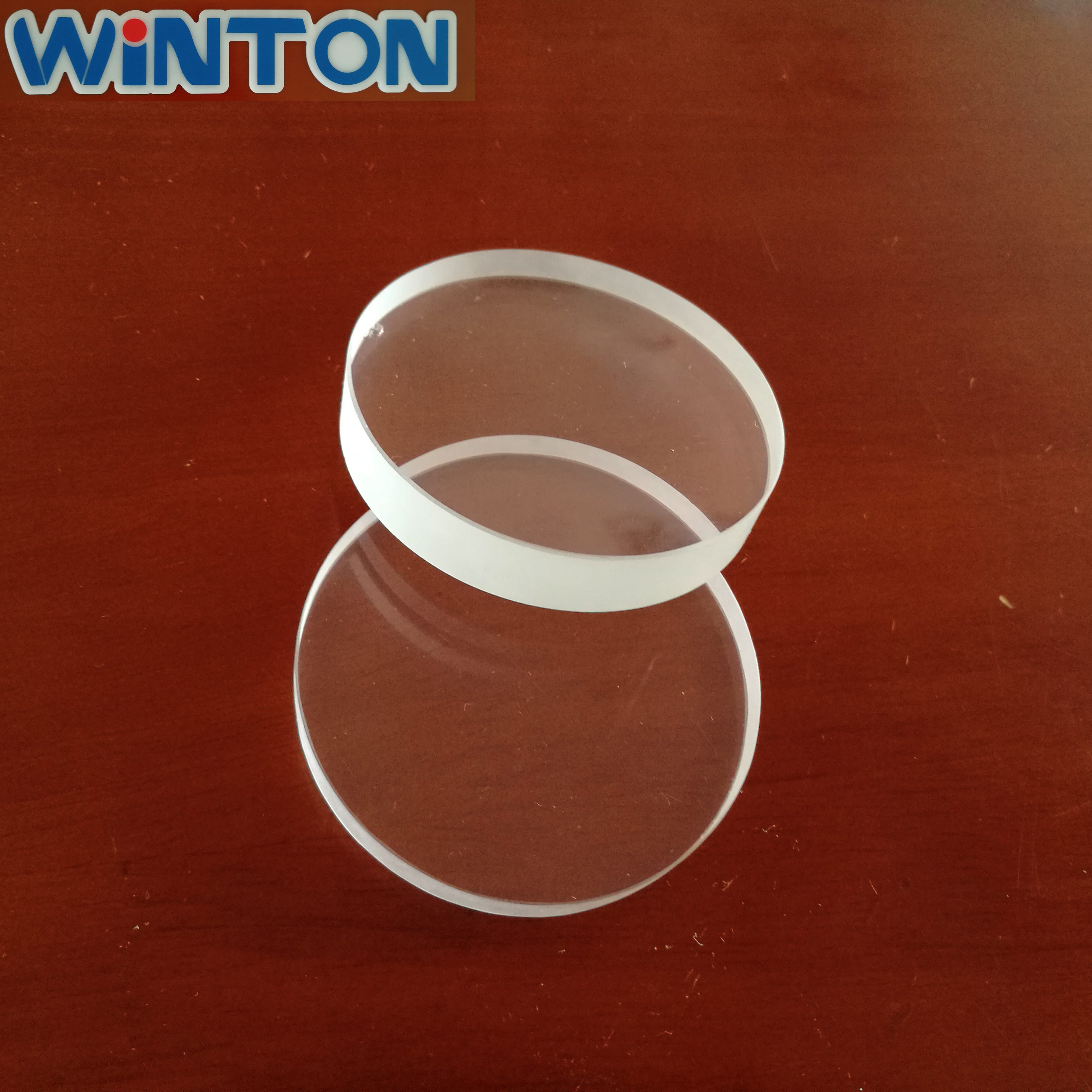 Winton high <strong>performance</strong> customized and heat resistant borosilicate sight glass disc
