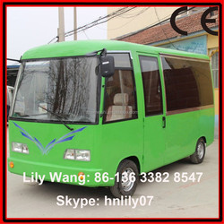 ISO CE Approved electrical food van/best selling electric food cart (Skype: hnlily07)