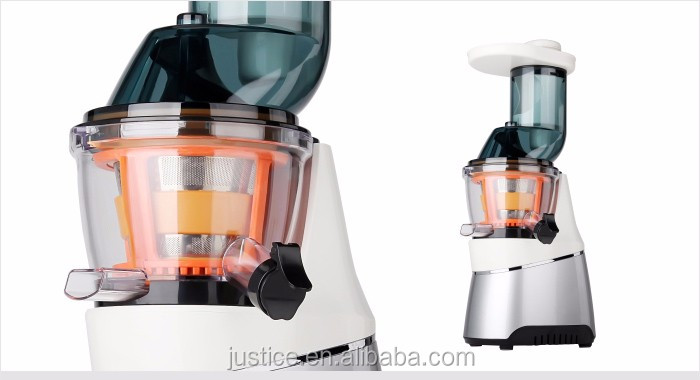Big Mouth Automatic Orange Slow Juicer Machine Extractor 150w Low Speed Juicer With 100% Copper ...