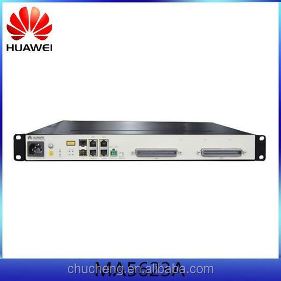 PON ONU HUAWEI MA5623A DSLAM provide data/voice/video