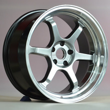 18x9.5 18x10.5 5x114.3 staggered alloy wheels