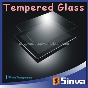 2015 Newest Arrival privacy tempered glass screen protector In stock
