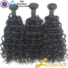 Brazilian Virgin Haircurly hair and supreme remy hair weave