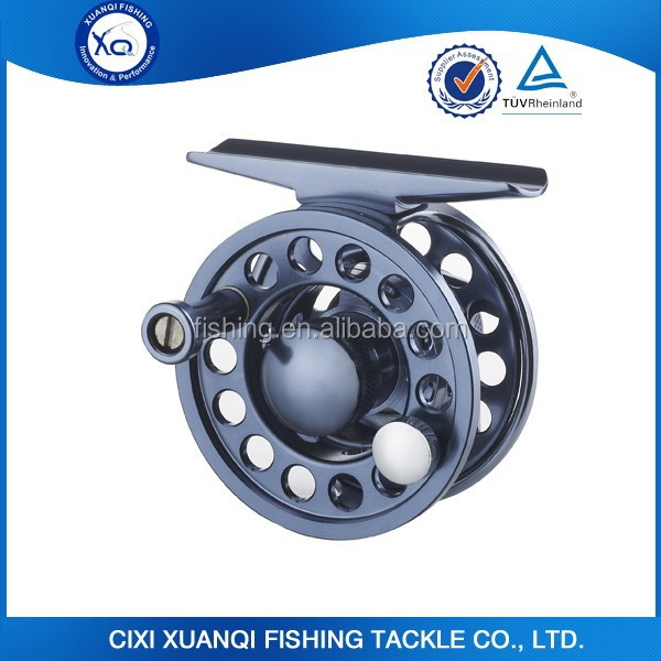 2+1BB Aluminum Alloy Fly Fishing Reel Left Right Hand Fly Reel Saltwater Molinete Pesca Coil Fishing Reels Carretilha Pesca