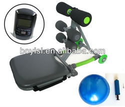 Total Core/ABDOMINAL EXERCISE MACHINE as seen on TV