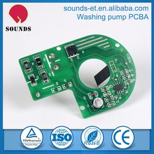 smart home appliance Electronics PCBA Manufacturer washing pump pcba circuit board design in china factory supplier