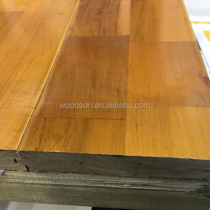 2 Strips Fingerjoint Canadian Maple Solid Hardwood Flooring