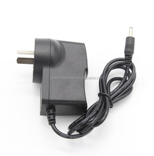 Factory sale CE approval 1A wall plug 9V DC power adapter