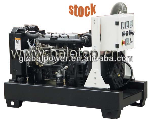 diesel generator set by Lester engine