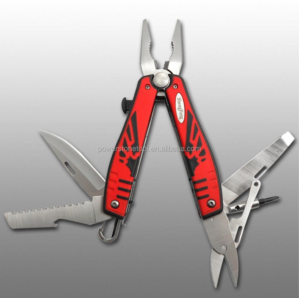 ножи для рыбалки с пассатижами