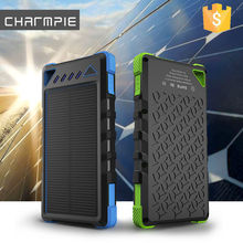 Wholesale guangzhou solar power bank 8000mah/travel charger/usb charger
