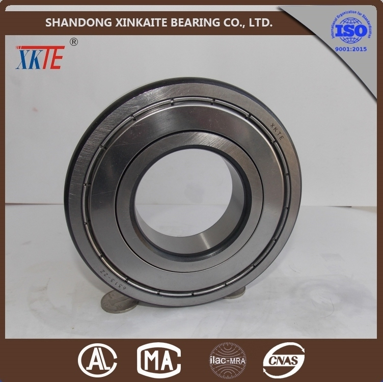 well sales 6313ZZ black corner iron sealed deep groove ball bearing for conveyor roller made in yandian china