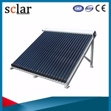 Durability Collector Bathroom Heater Low Pressure Collectors Hot Water Solar System For Pool