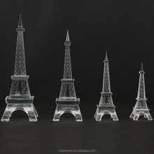 Crystal Eiffel Tower Souvenirs /Paris Eiffel Tower Model Of Crystal / Gifts& Crafts,